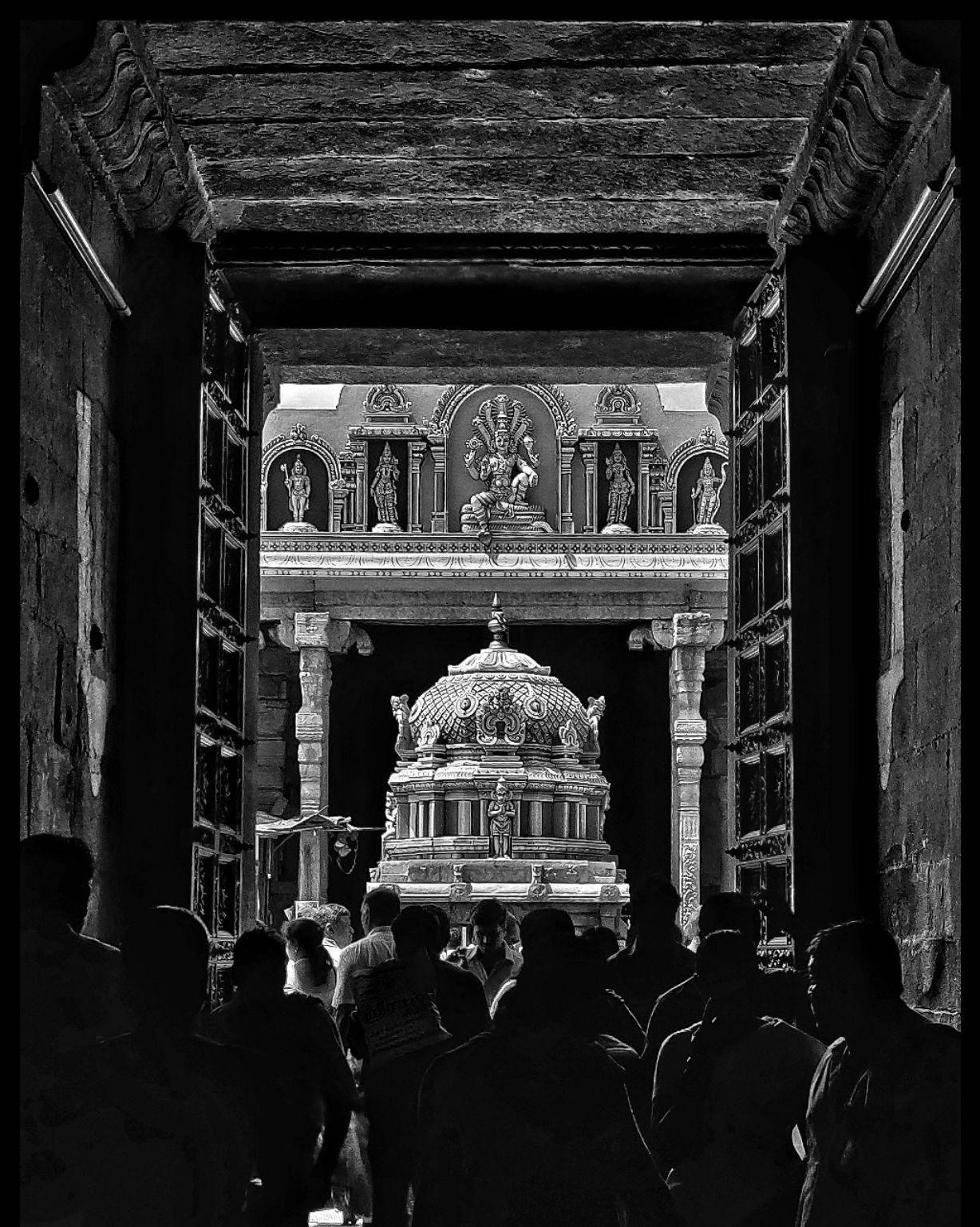 Photo of Srirangam Temple By Vignesh
