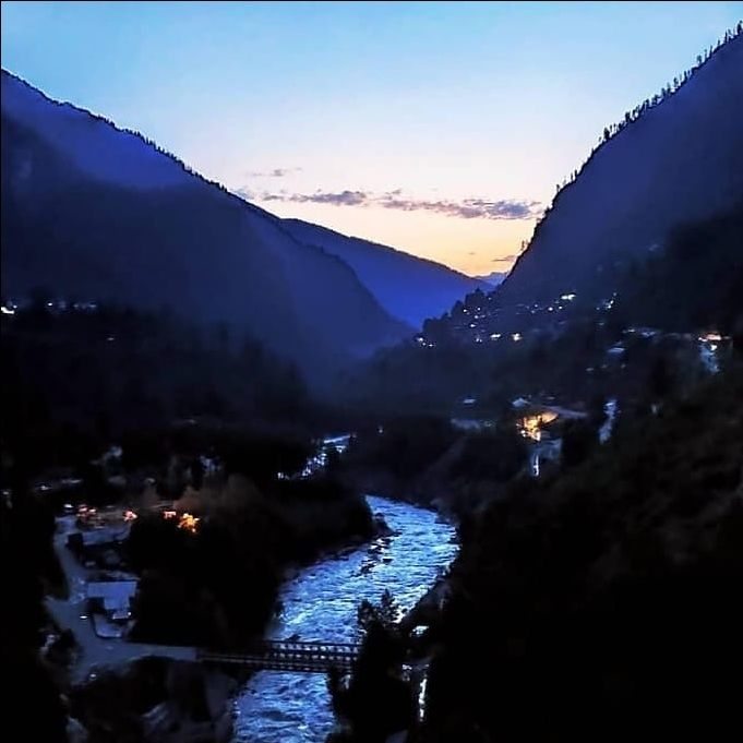 Photo of Parvati Valley By Sanchita Aggarwal