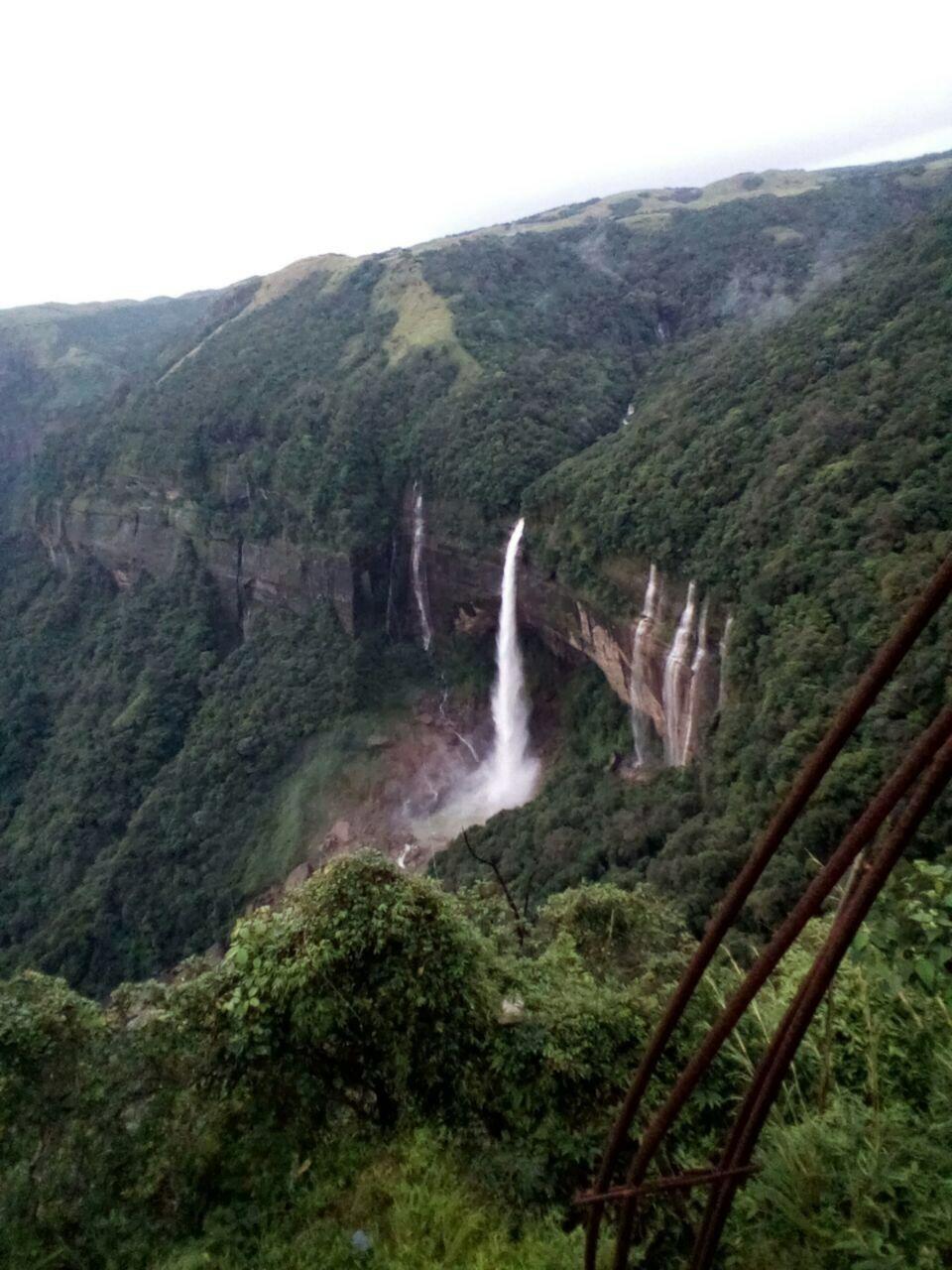 Photo of Nohkalikai Waterfall By David Antony george