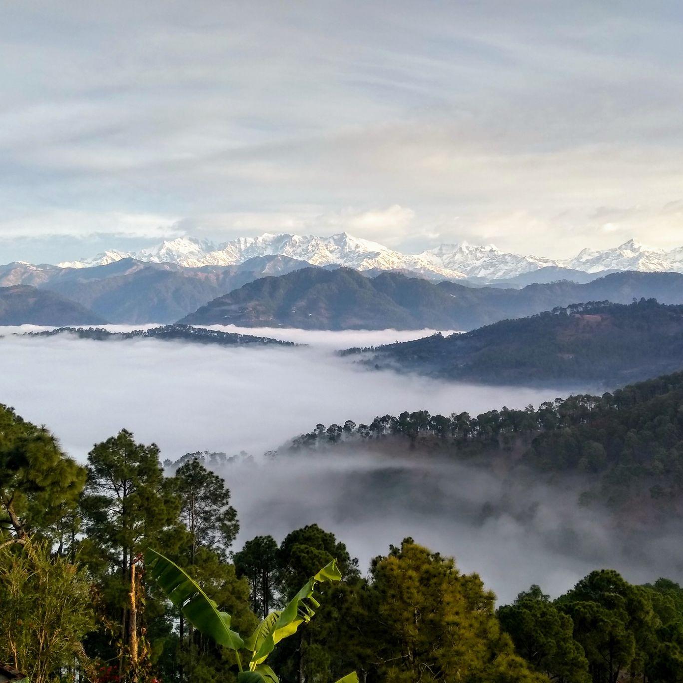 Photo of Uttarakhand By पहाड़ी मुसाफिर (दगड़िया )#गर्वित उप्रेती