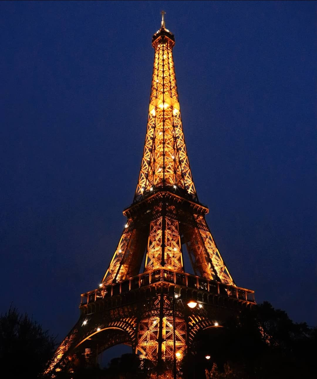 Photo of Eiffel Tower By Vedang Deodhar
