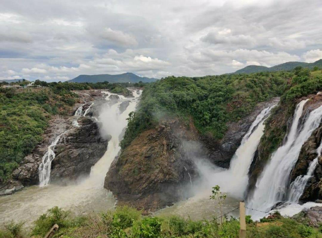 Photo of Gaganachukki Falls Second View Point By DrPrashant Kumar Vats