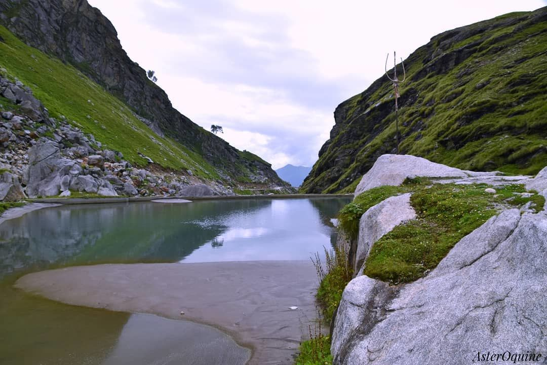 Photo of Beas River Tributary By AsterOquine