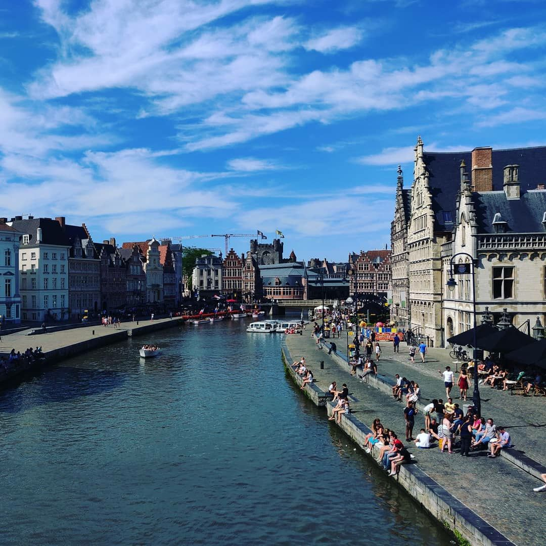Photo of Ghent By AZeem