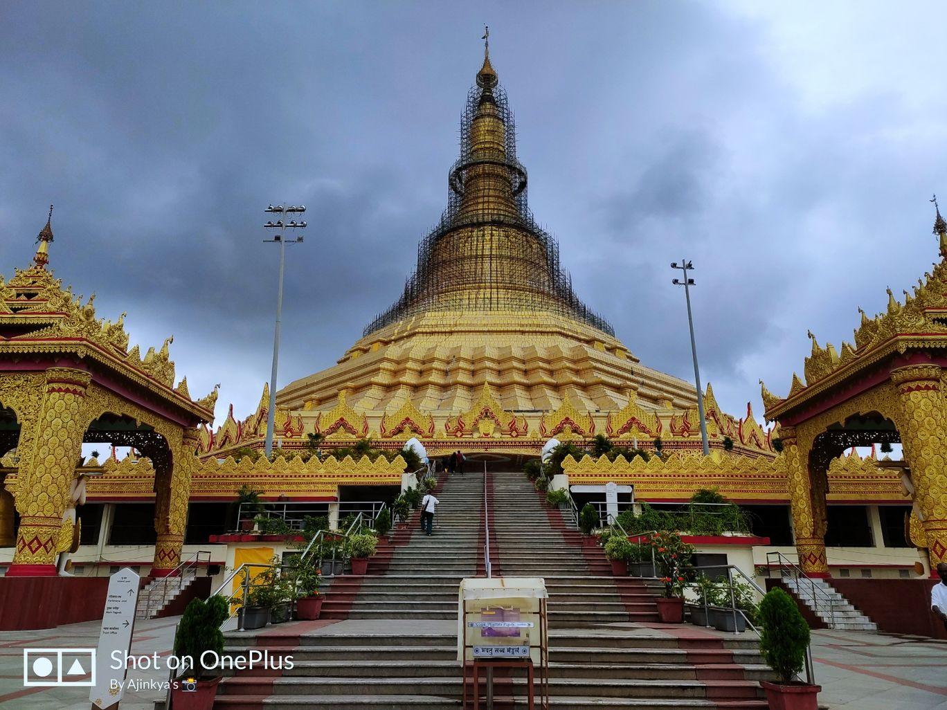 Photo of Global Vipassana Pagoda By Ajinkya Shahane