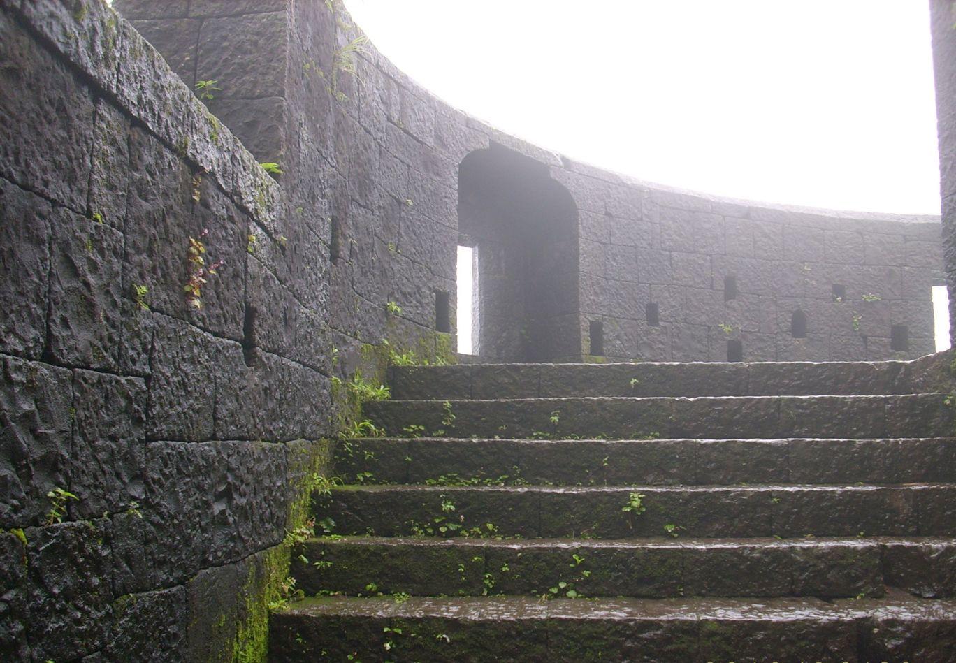 Photo of Lohagad Fort By Bitesoftravelbug