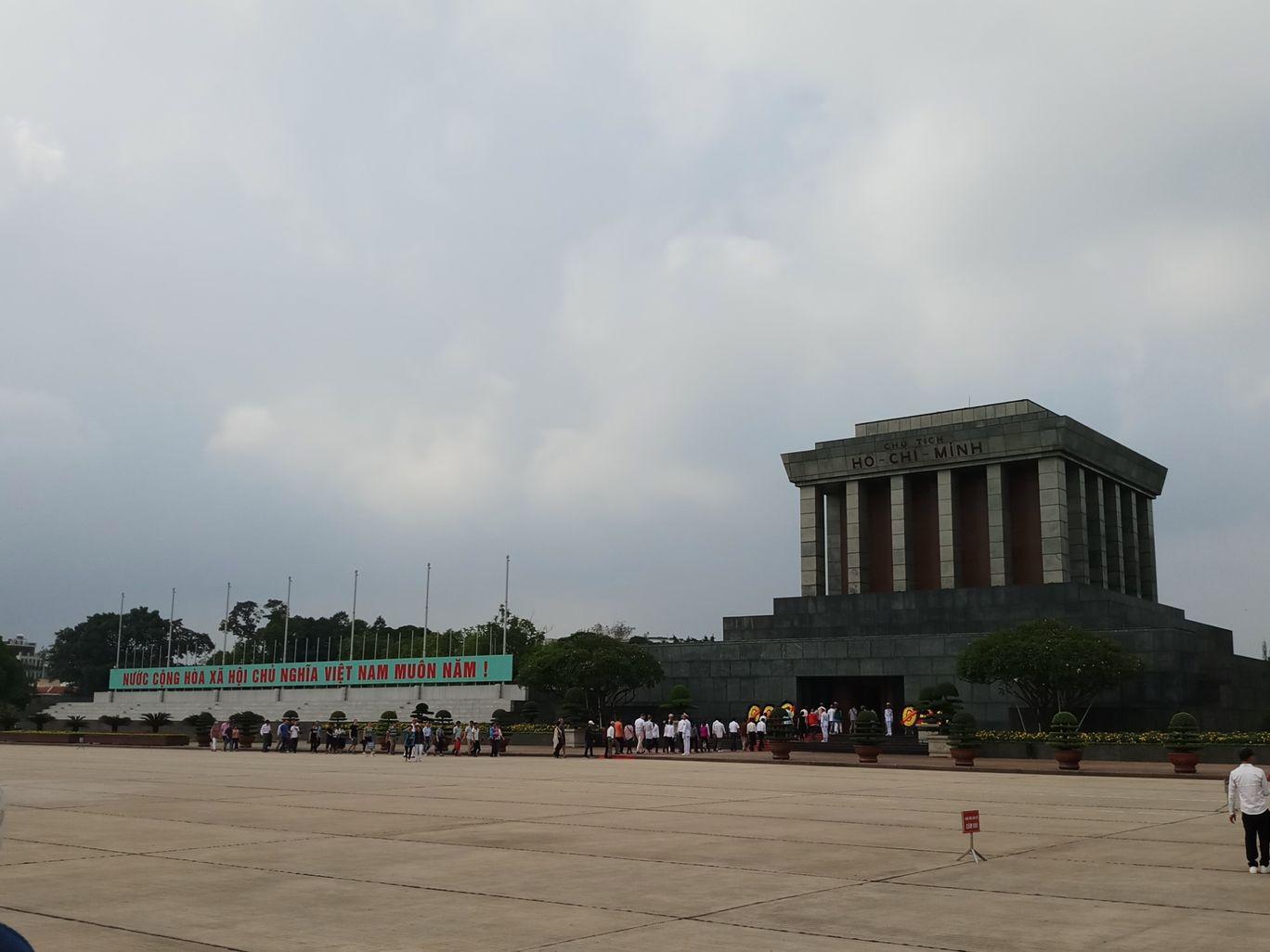 Photo of Ho Chi Minh Mausoleum By Bitesoftravelbug
