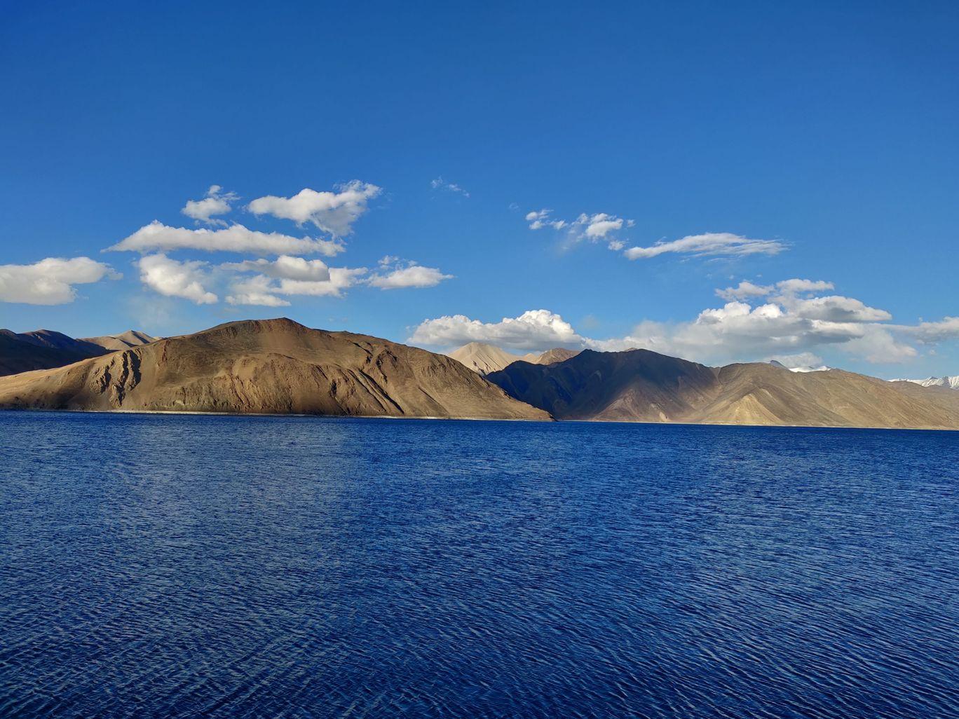 Photo of Pangong Lake By Arjun Shenoy