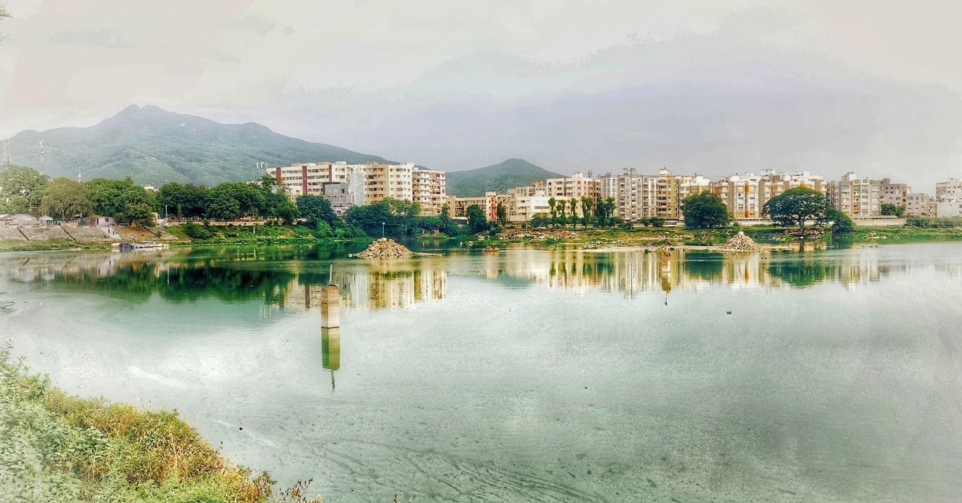Photo of Narsinh Mehta Lake By Jayesh Dangar