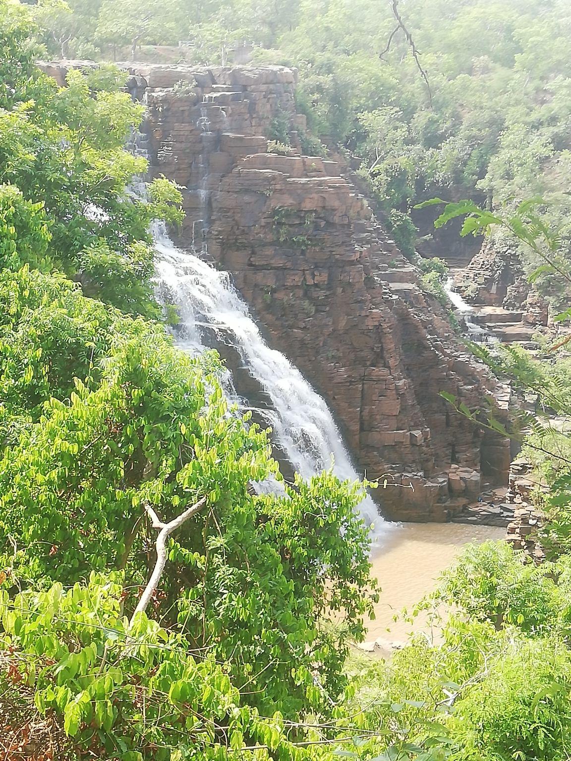 Photo of Tirathgarh Waterfall By Dr. Divyani Singh