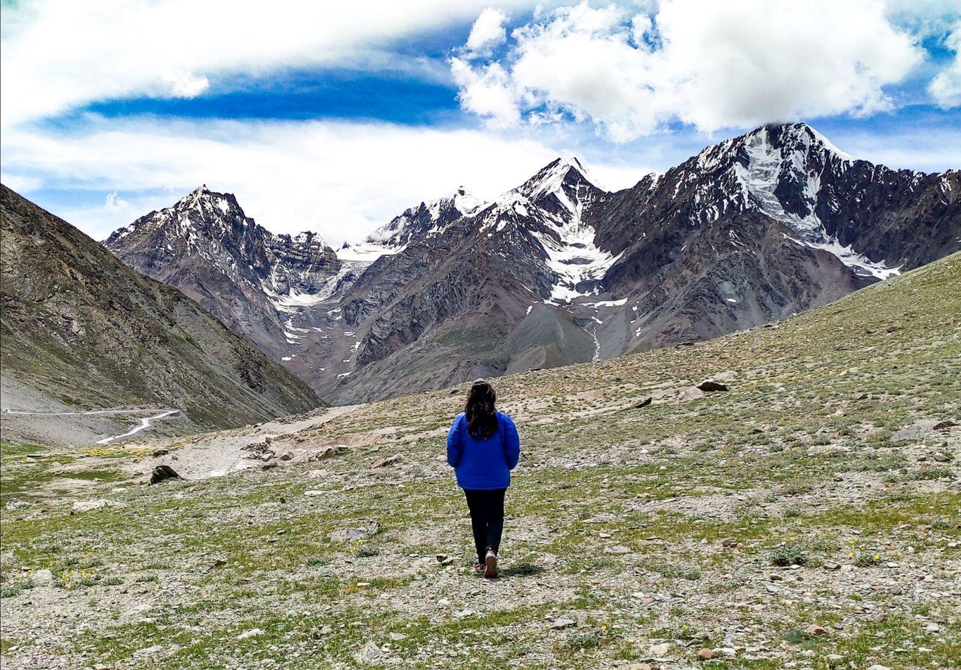 Photo of Kunzum Pass By Sneha Bhoite