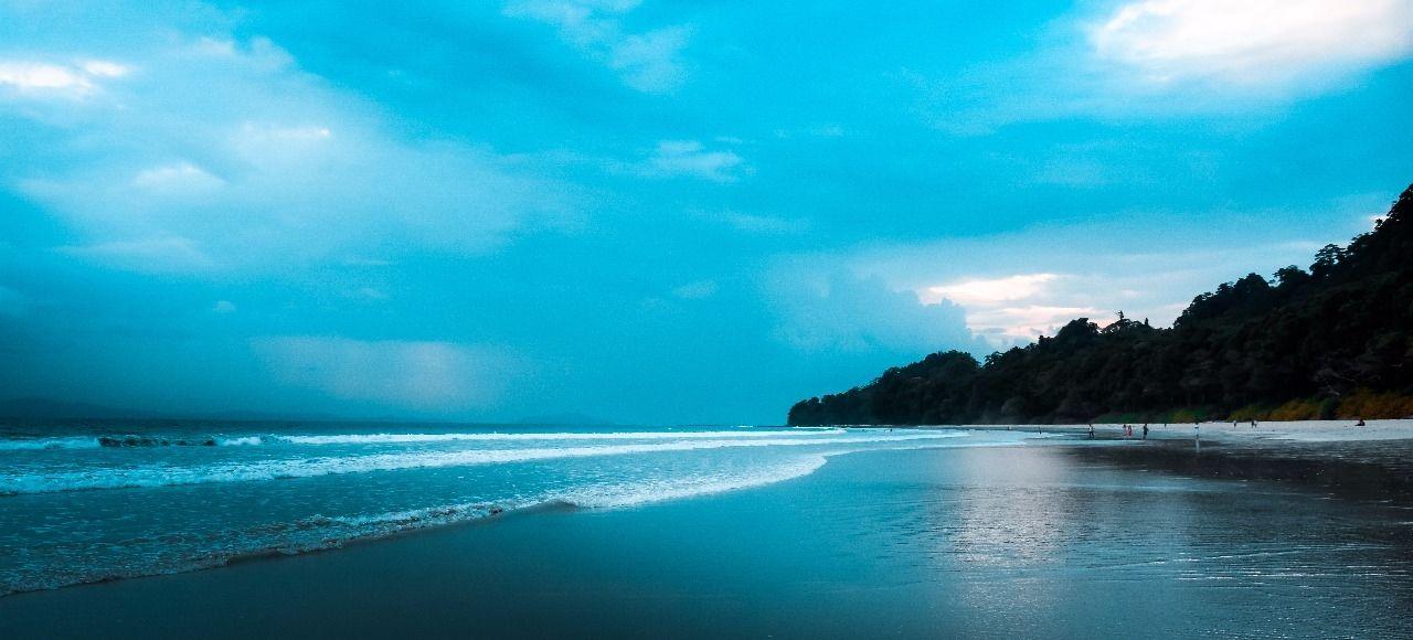 Photo of Radhanagar Beach By Anil Kumar