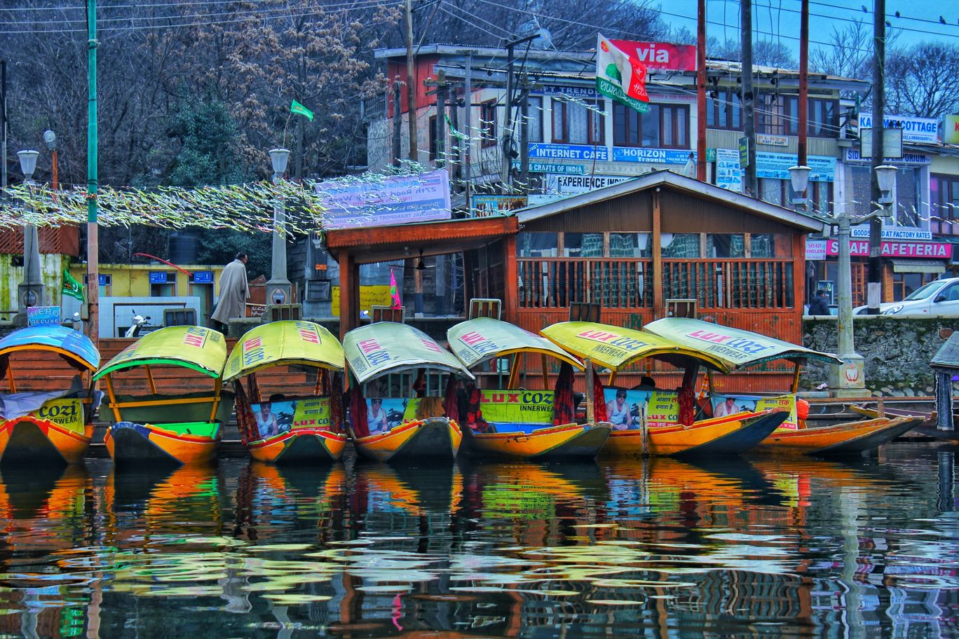 Photo of Srinagar By Anil Kumar