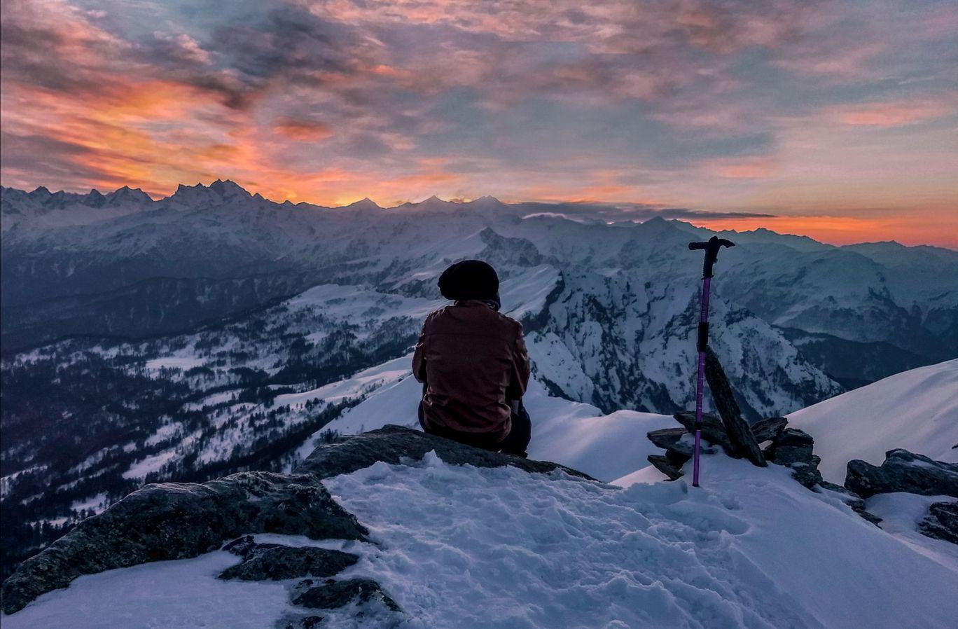 Photo of Kedarkantha Peak By Nayan Singhal