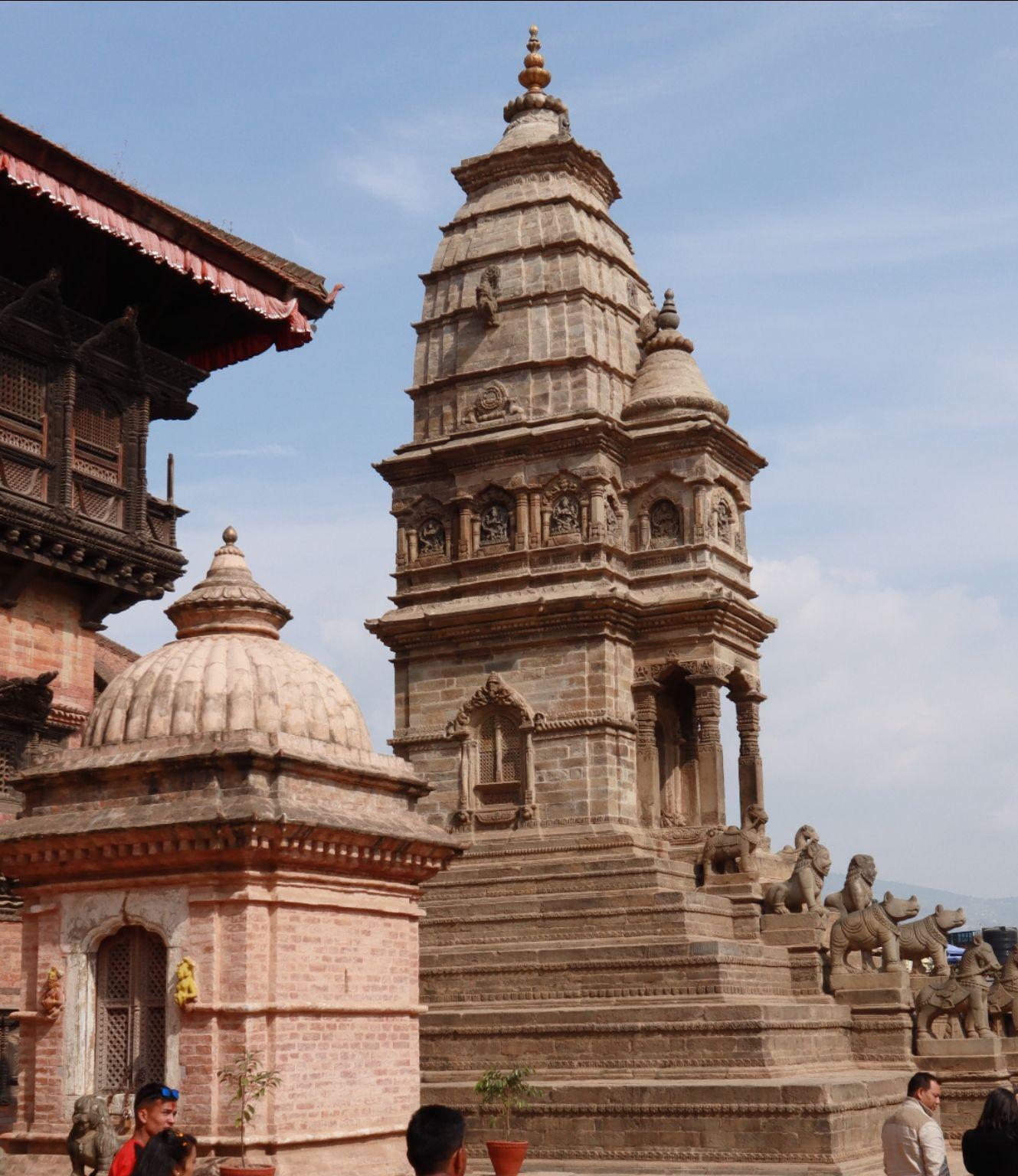 Photo of Bhaktapur Durbar Square By Sunil Karmacharya