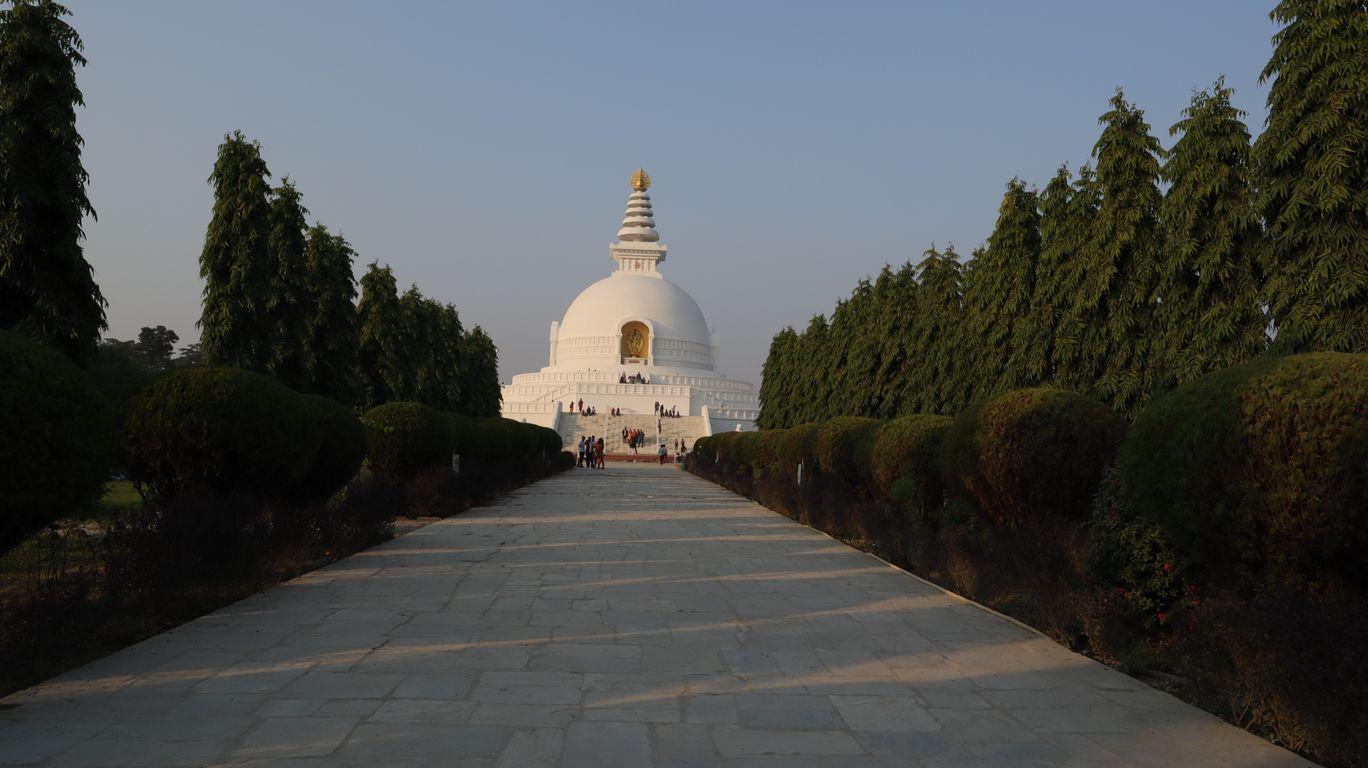 Photo of Lumbini By Sunil Karmacharya