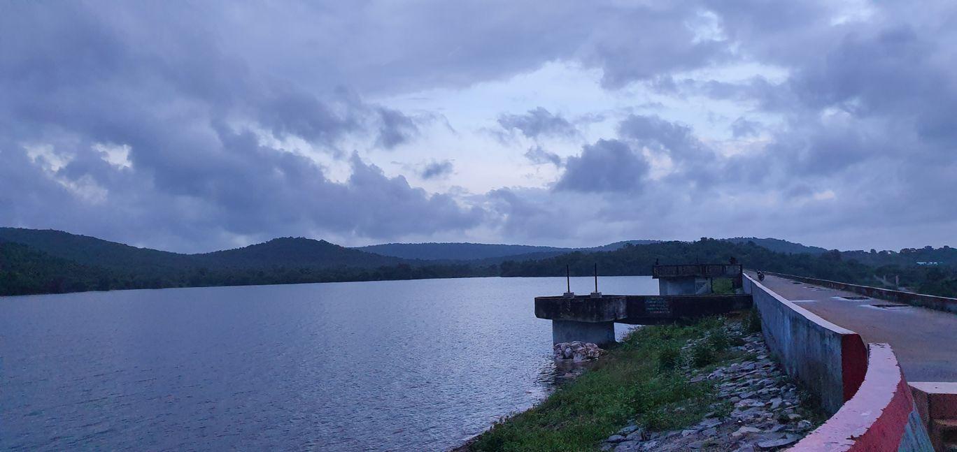 Photo of Jhumka Dam&Reservoir By swapnil jena