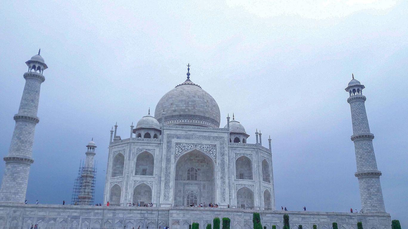 Photo of Agra By Bhavna Keswani