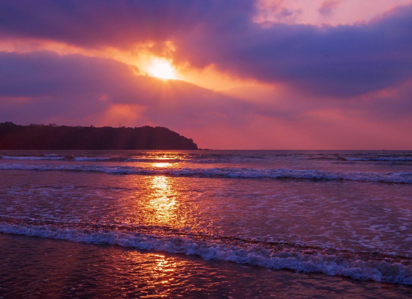 Photo of Miramar Beach By Sheldon Fernandes