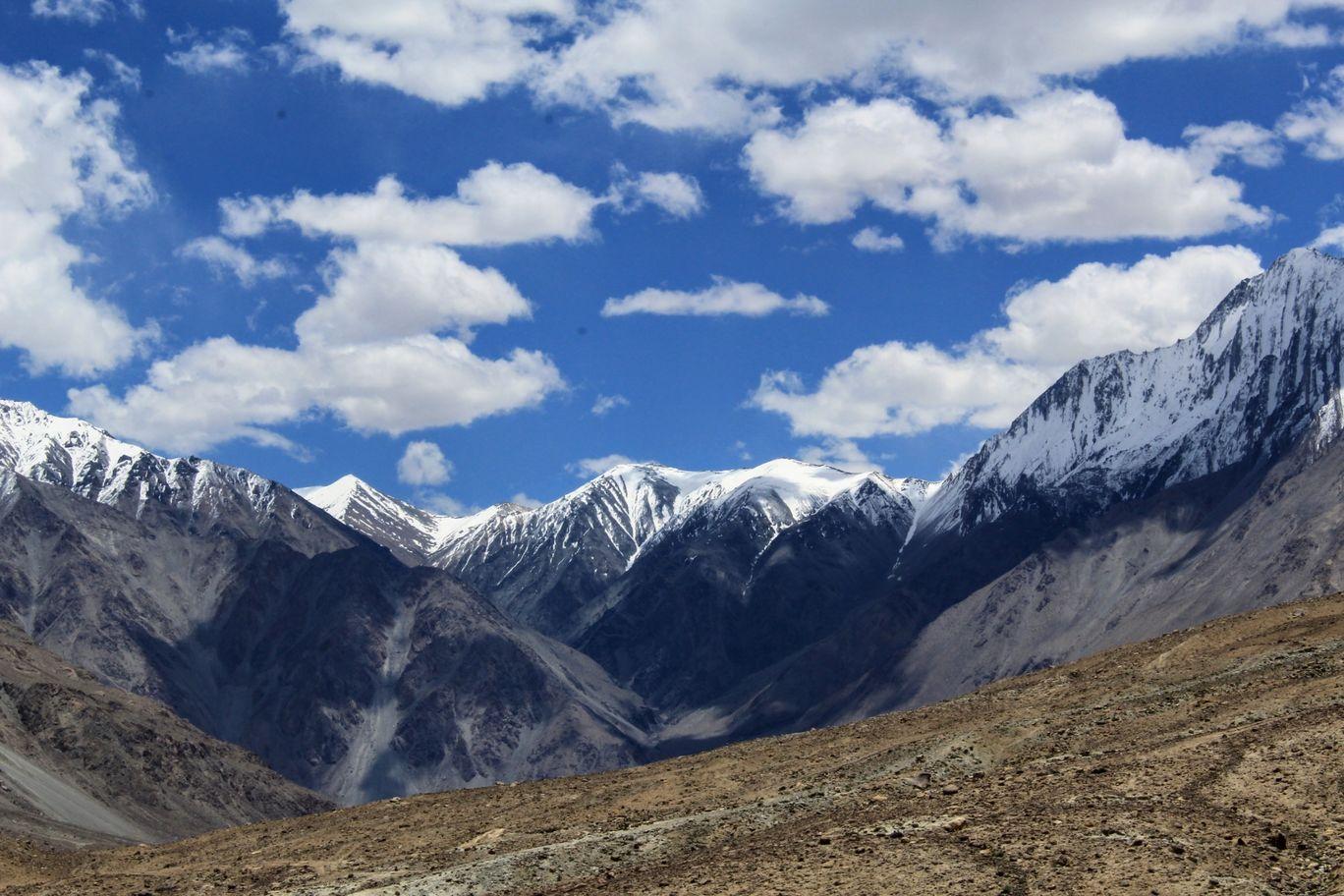 Photo of Himalayas By Rashmi