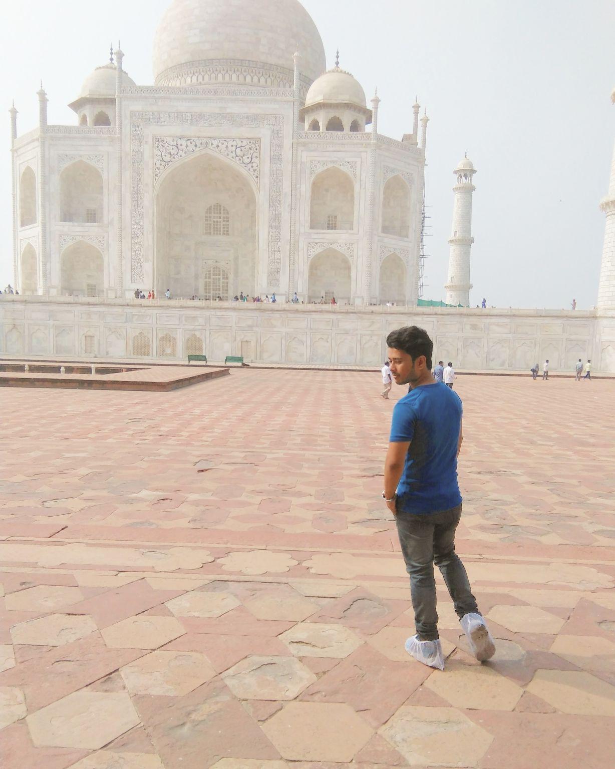 Photo of Agra By Vijit Mahar