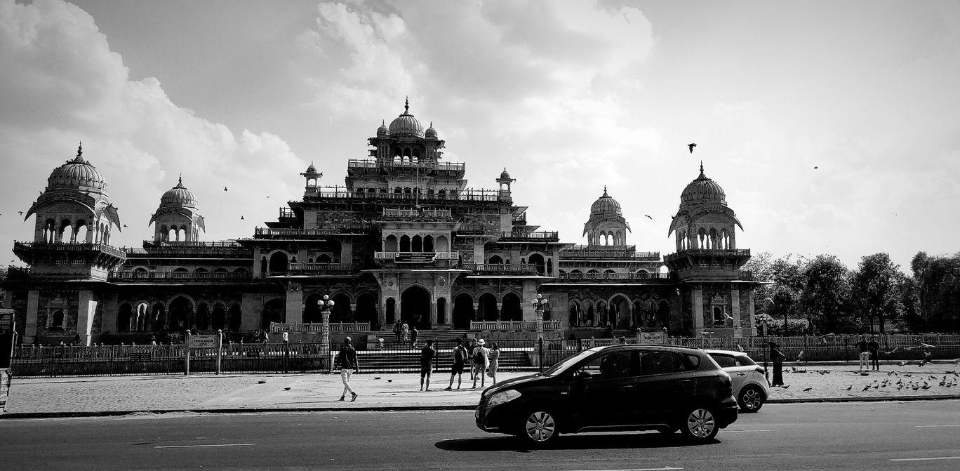 Photo of Albert Hall Museum By Mayank Tyagi