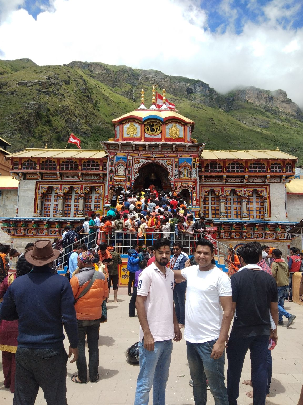 Photo of Badrinath By Vikas Poria