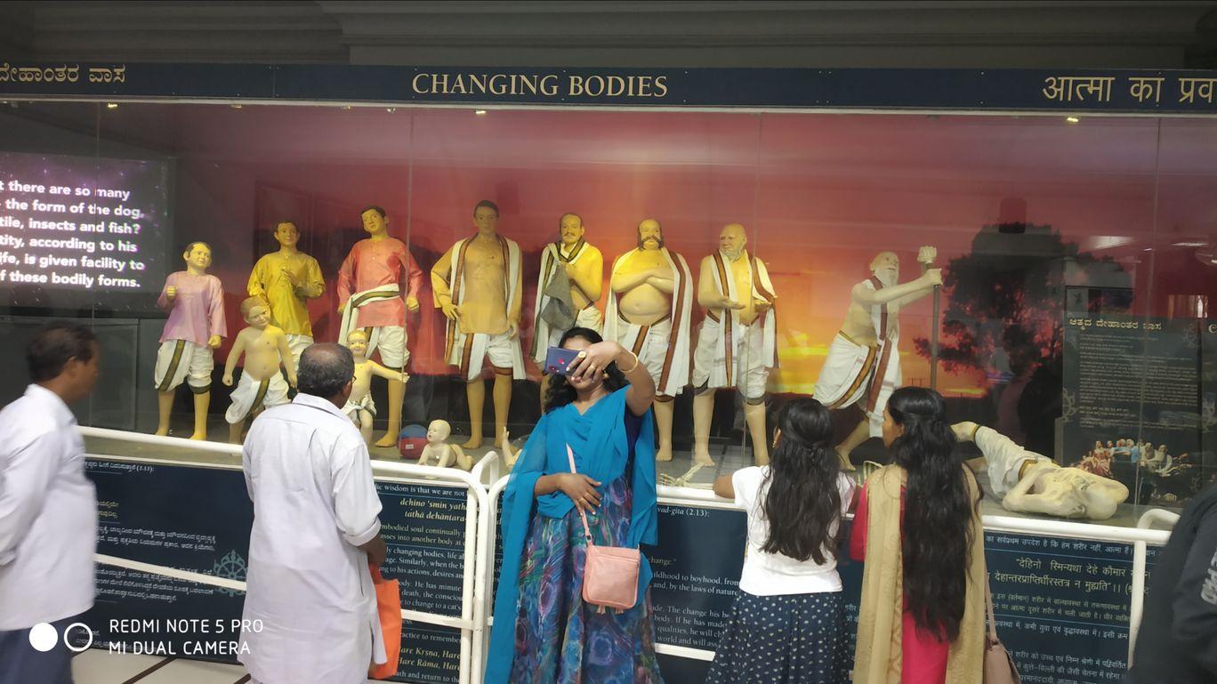 Photo of ISKCON Temple Bangalore By santosh tourism