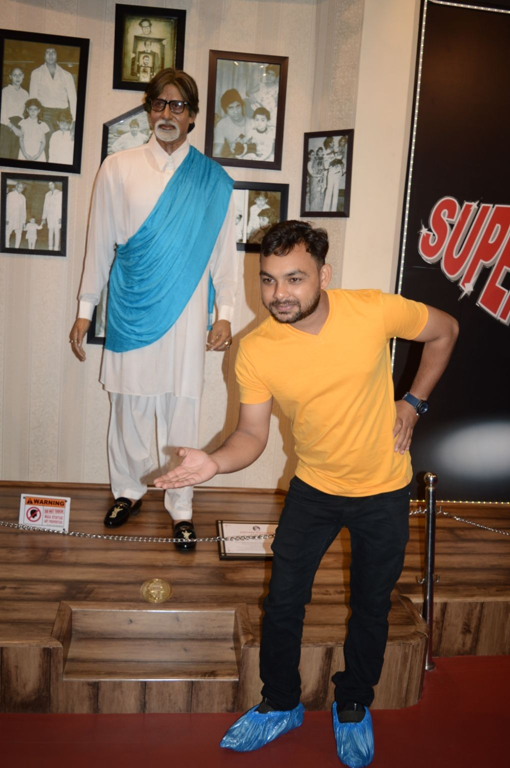 Photo of Pratap Celebrity Wax Museum Jaipur By sandeep Prajapati