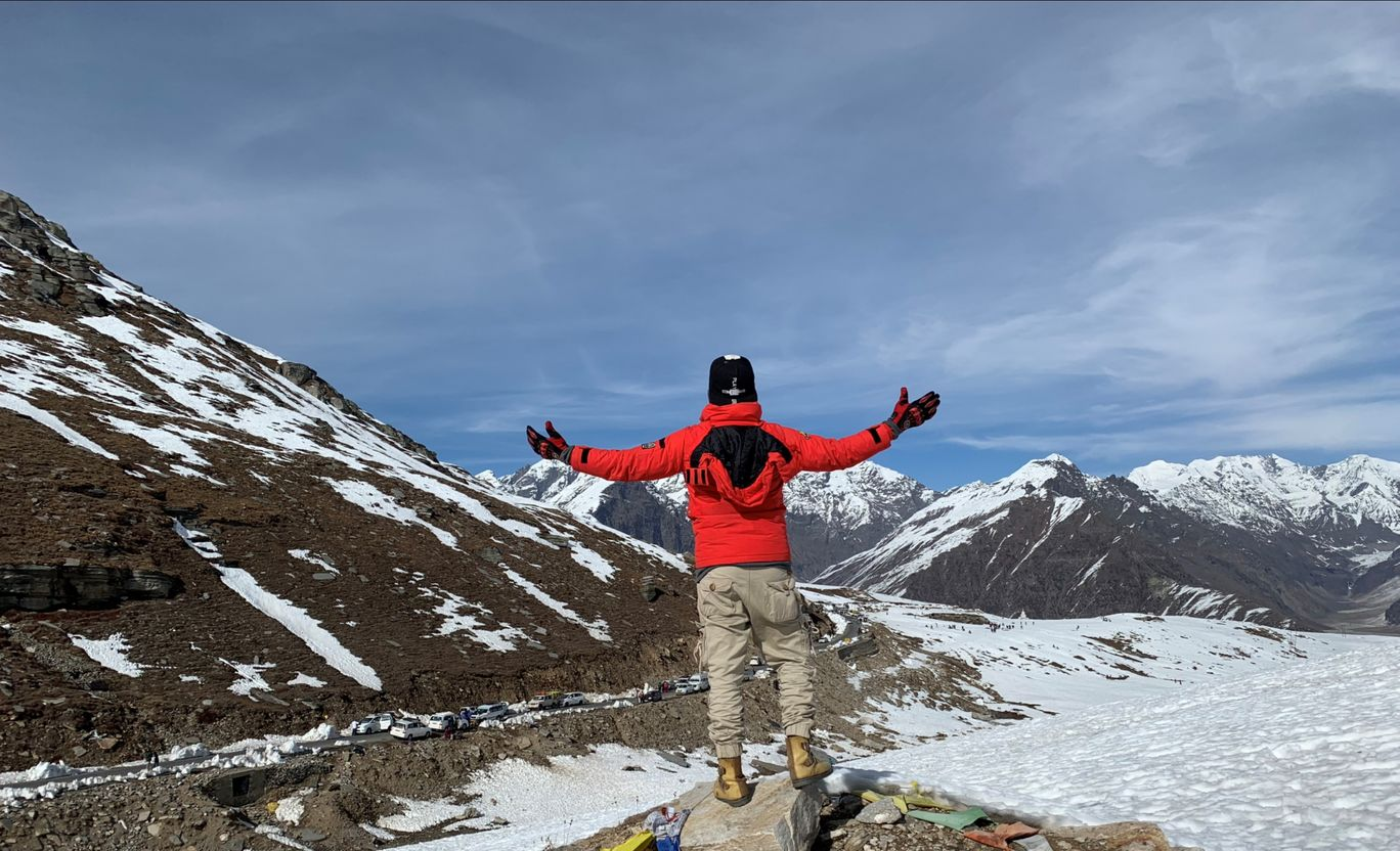 Photo of Rohtang Pass By Antony CoLlin