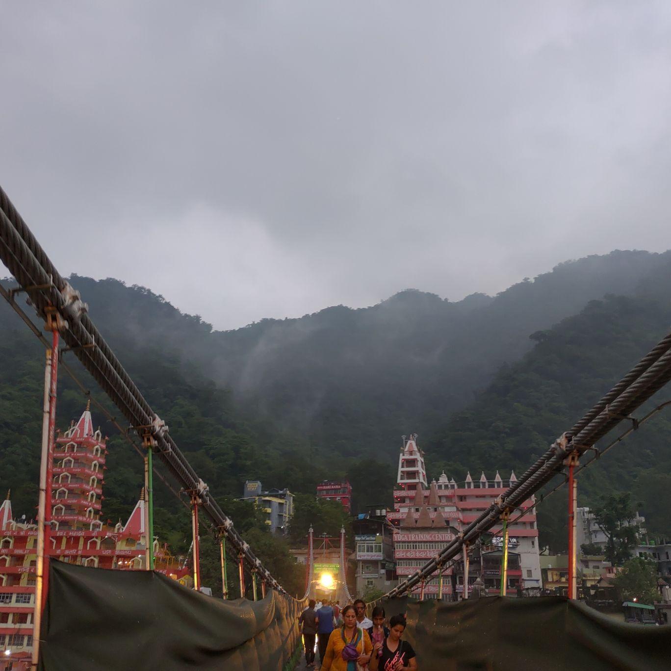 Photo of Rishikesh By Mehraj Khan
