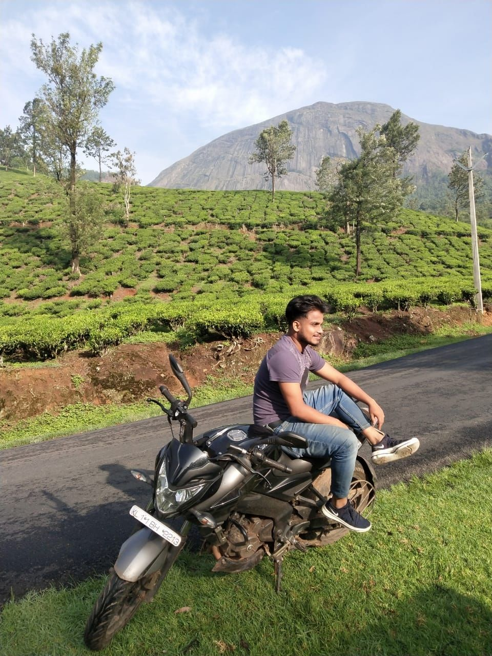 Photo of Munnar Hill Station By Asil K
