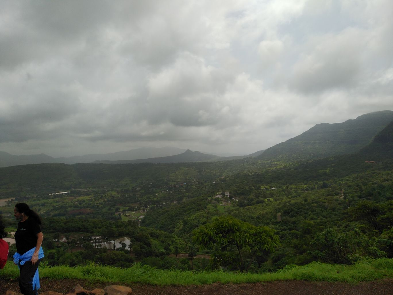 Photo of Tikona Fort By Shubham Kadam