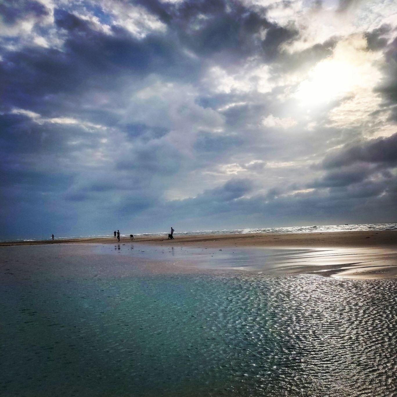 Photo of Dhanushkodi Point. By Jaya Audhi