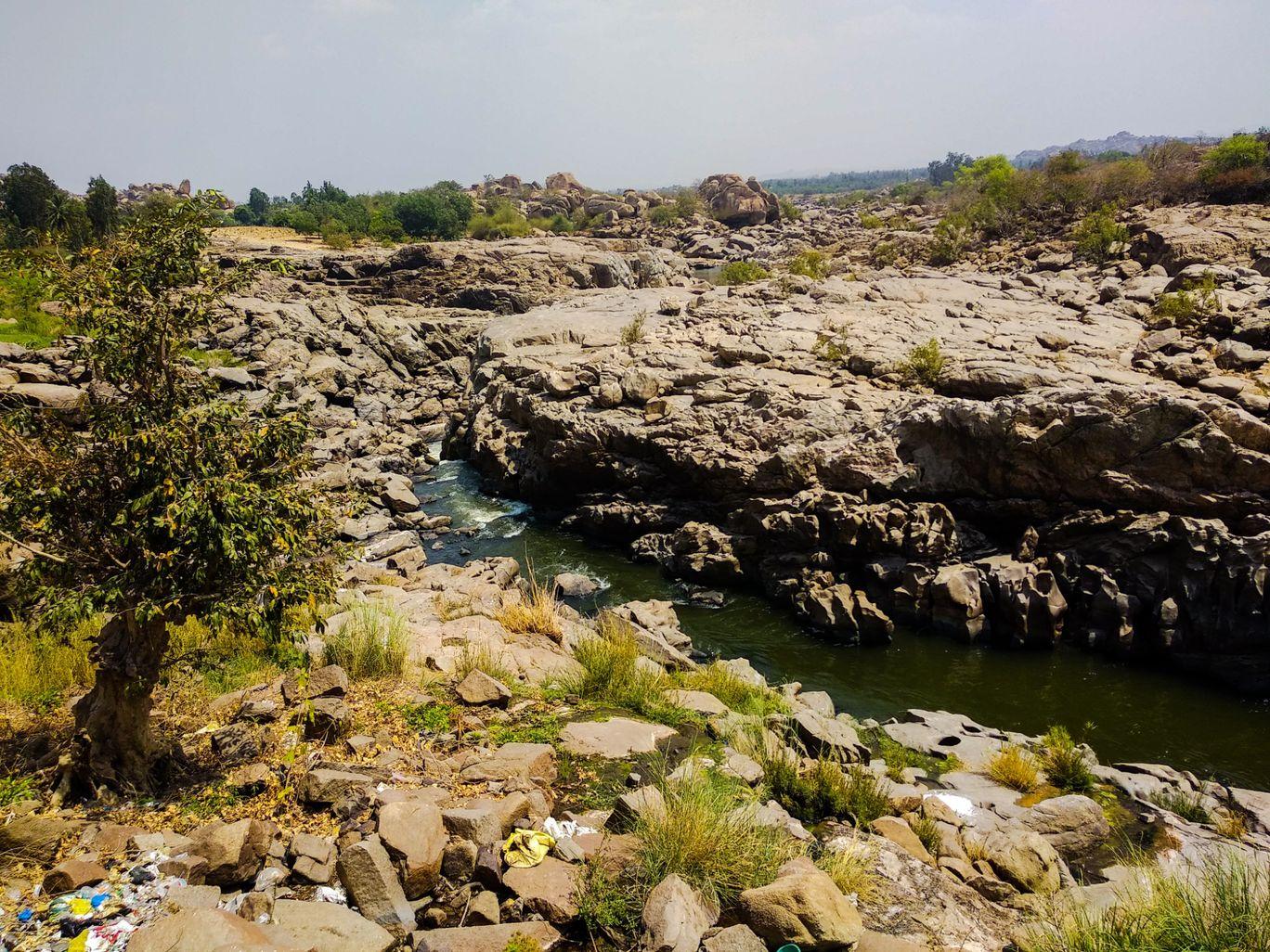 Photo of Hampi By Akhileswaran V