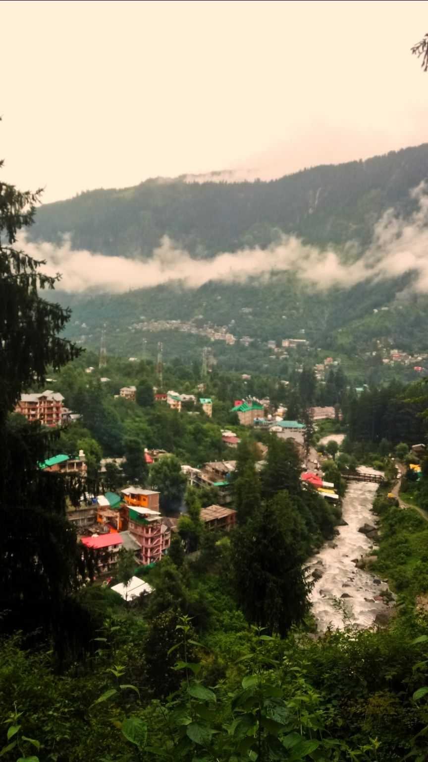 Photo of Old Manali By Mukul Peppal