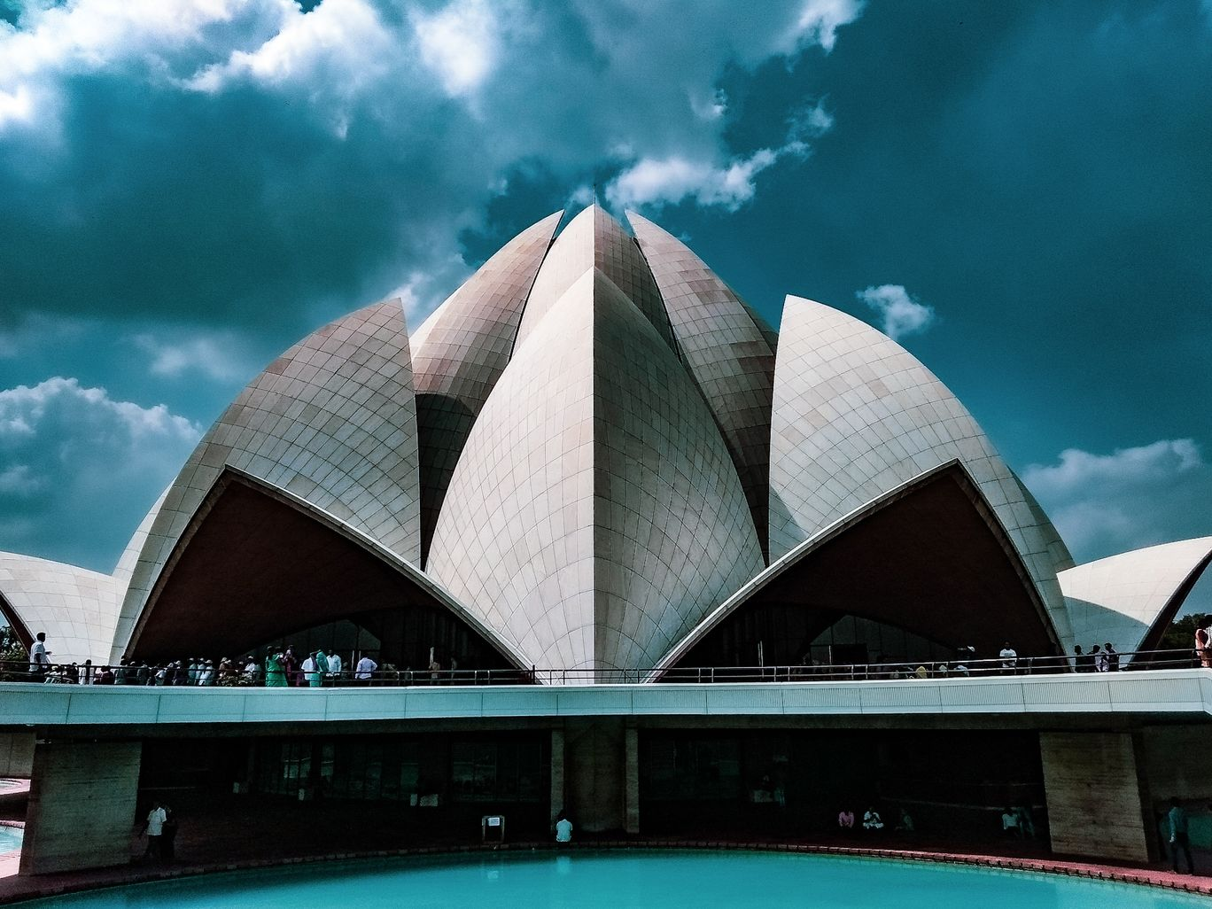 Photo of Lotus Temple By Syed Danish