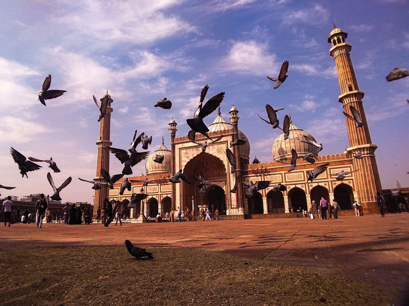 Photo of Jama Masjid By Syed Danish