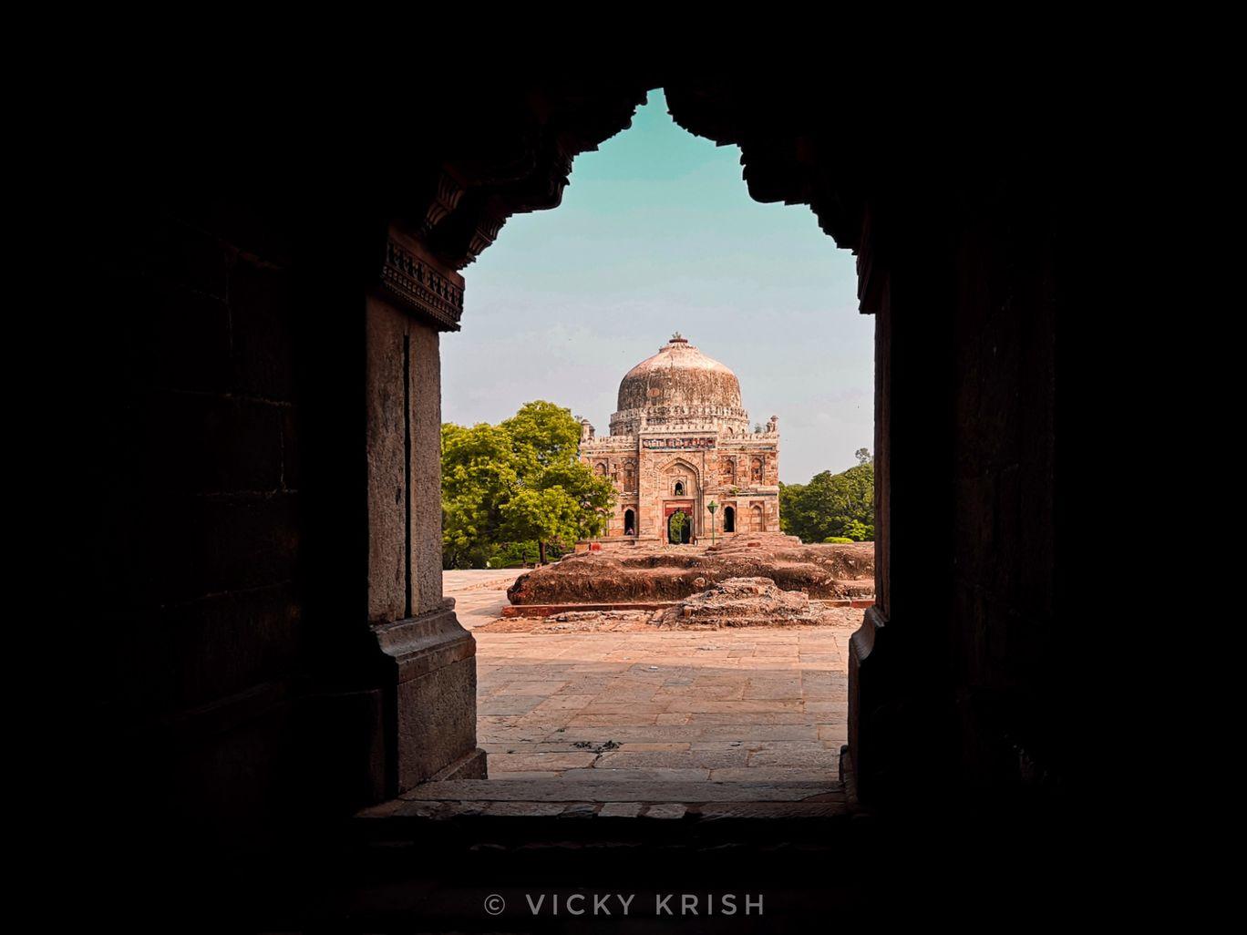 Photo of New Delhi By Vicky Krish