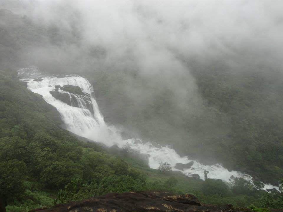 Photo of Mallalli Water Falls By Kadira Honal Appachu
