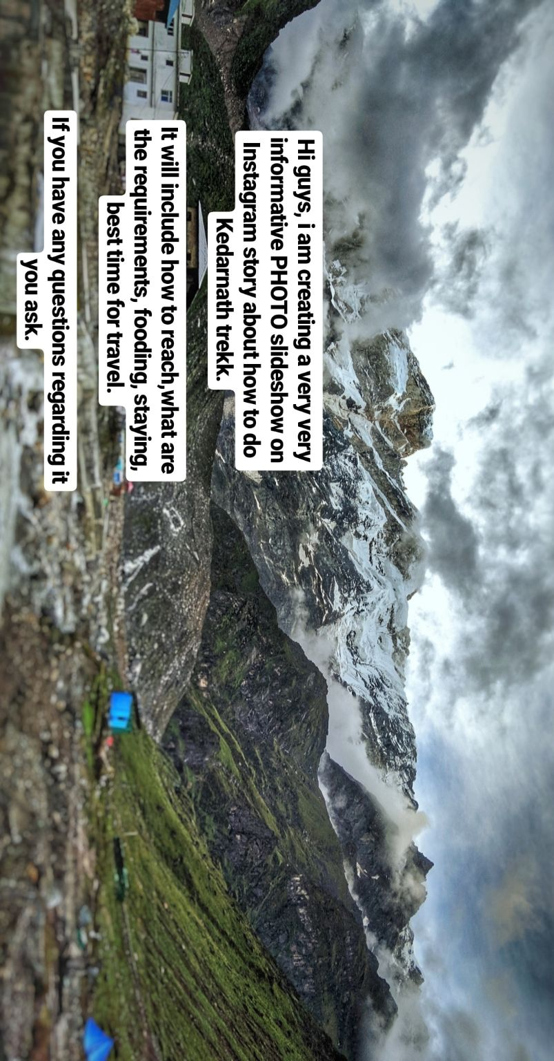 Photo of Kedarnath By Living on the edge