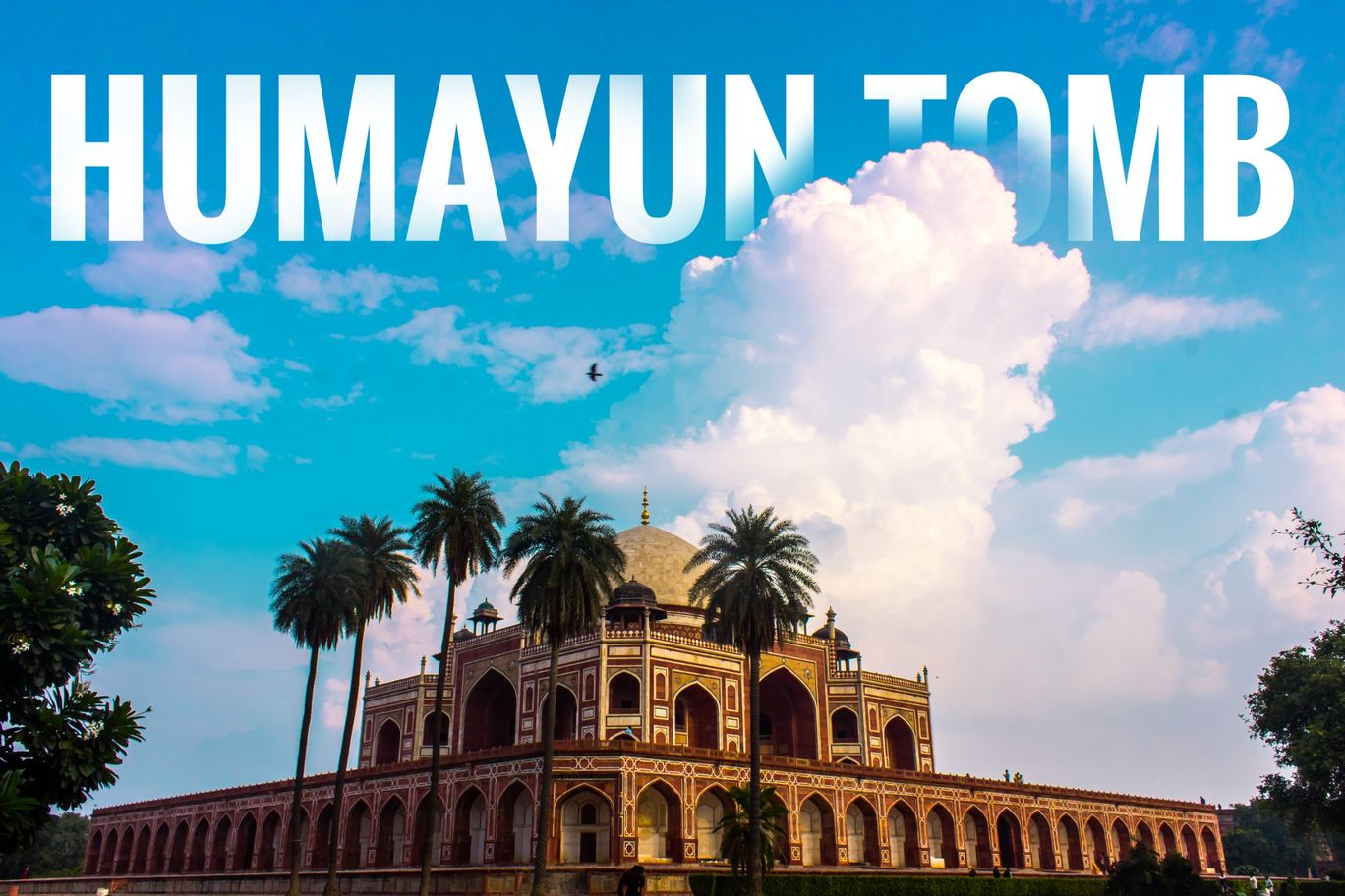 Photo of Humayun's Tomb By Living on the edge