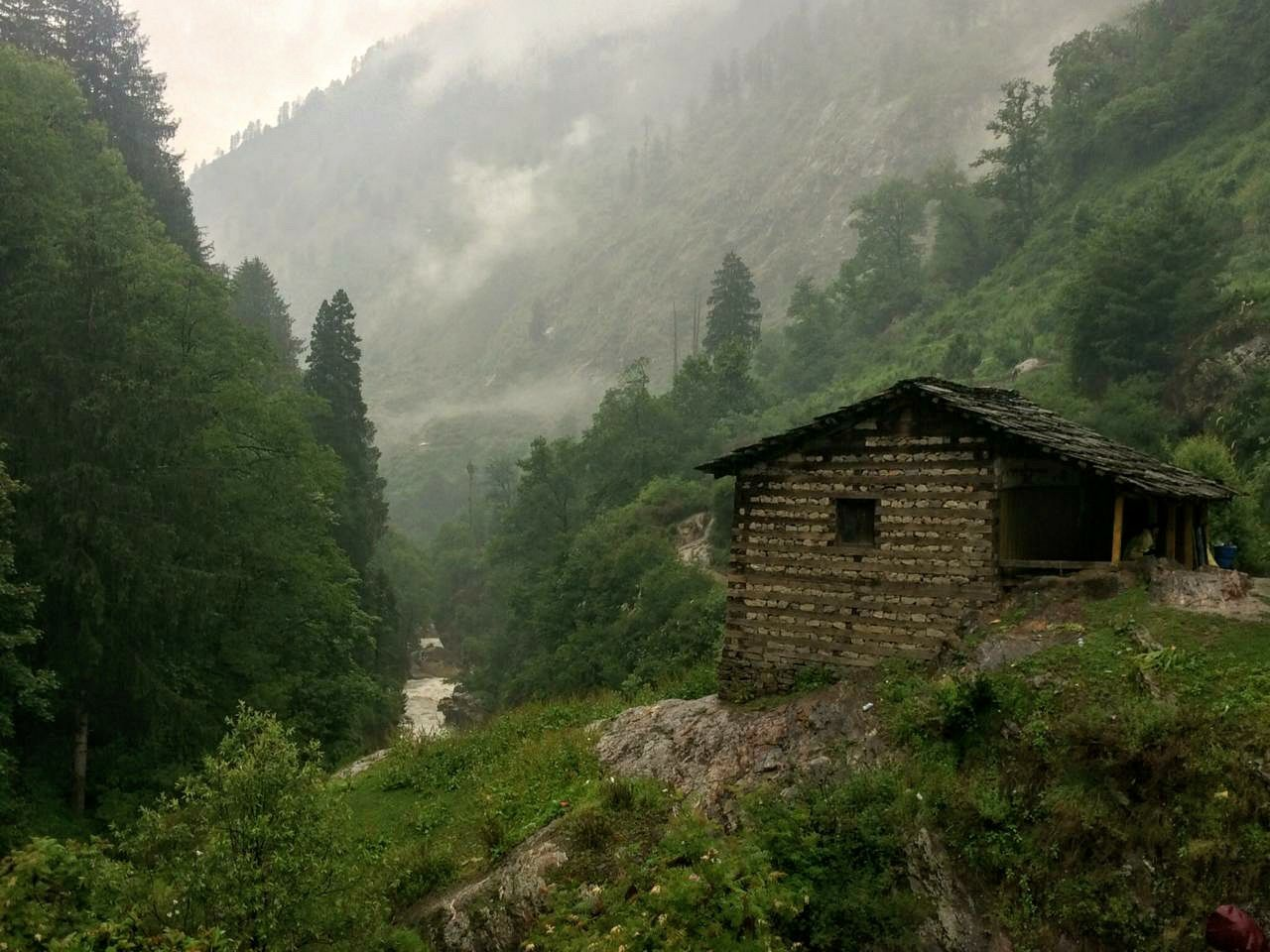 Photo of Kheerganga Trek By Saurabh Yadav
