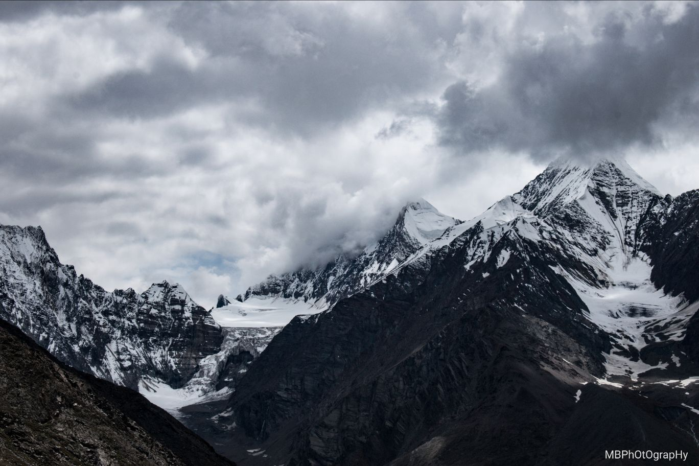 Photo of Kunzum Pass By Melvin Borges
