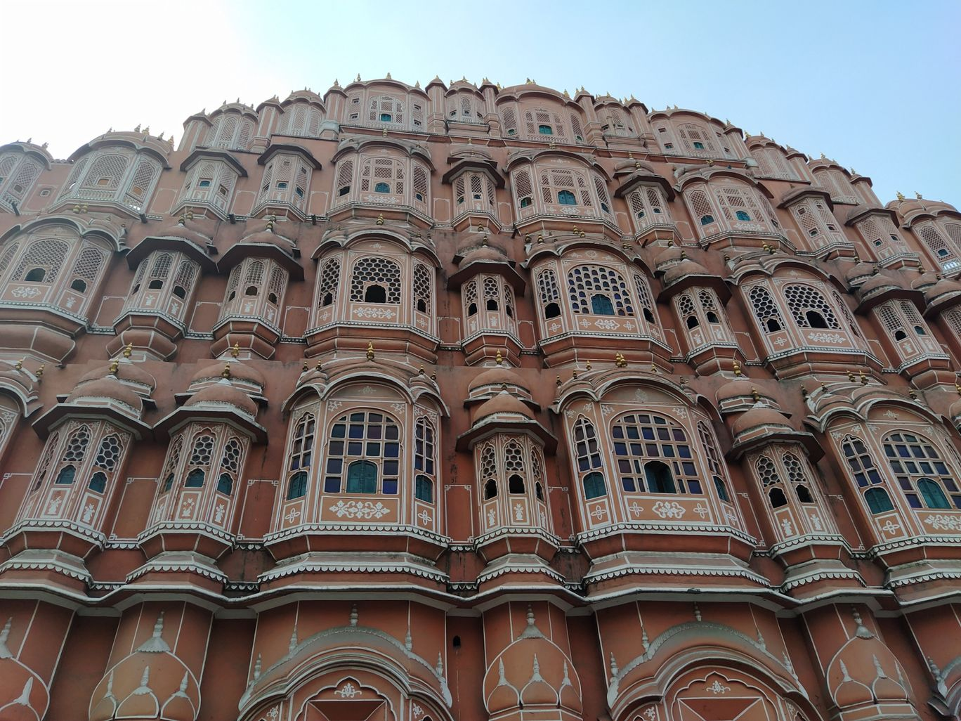 Photo of Hawa Mahal By Hima Bindu