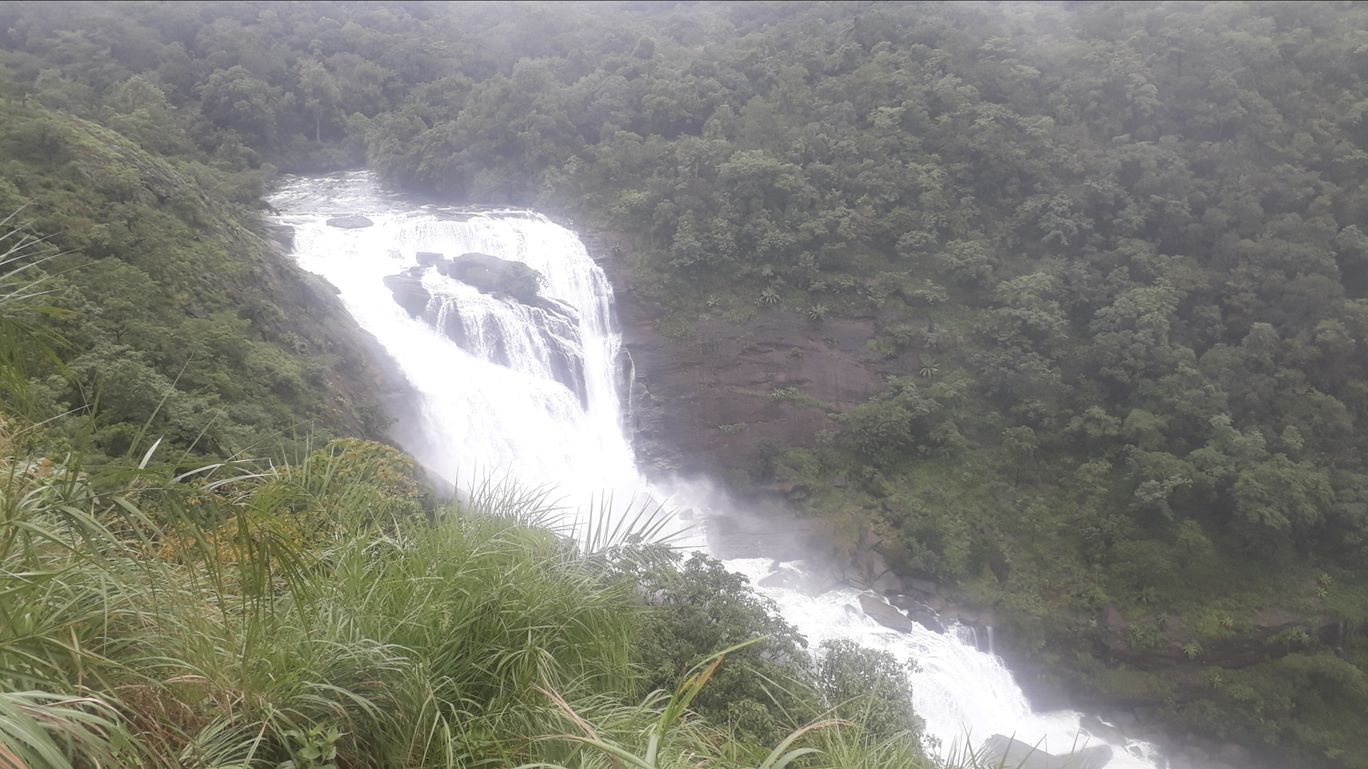 Photo of Mallalli Waterfalls By Vasu Gowdru