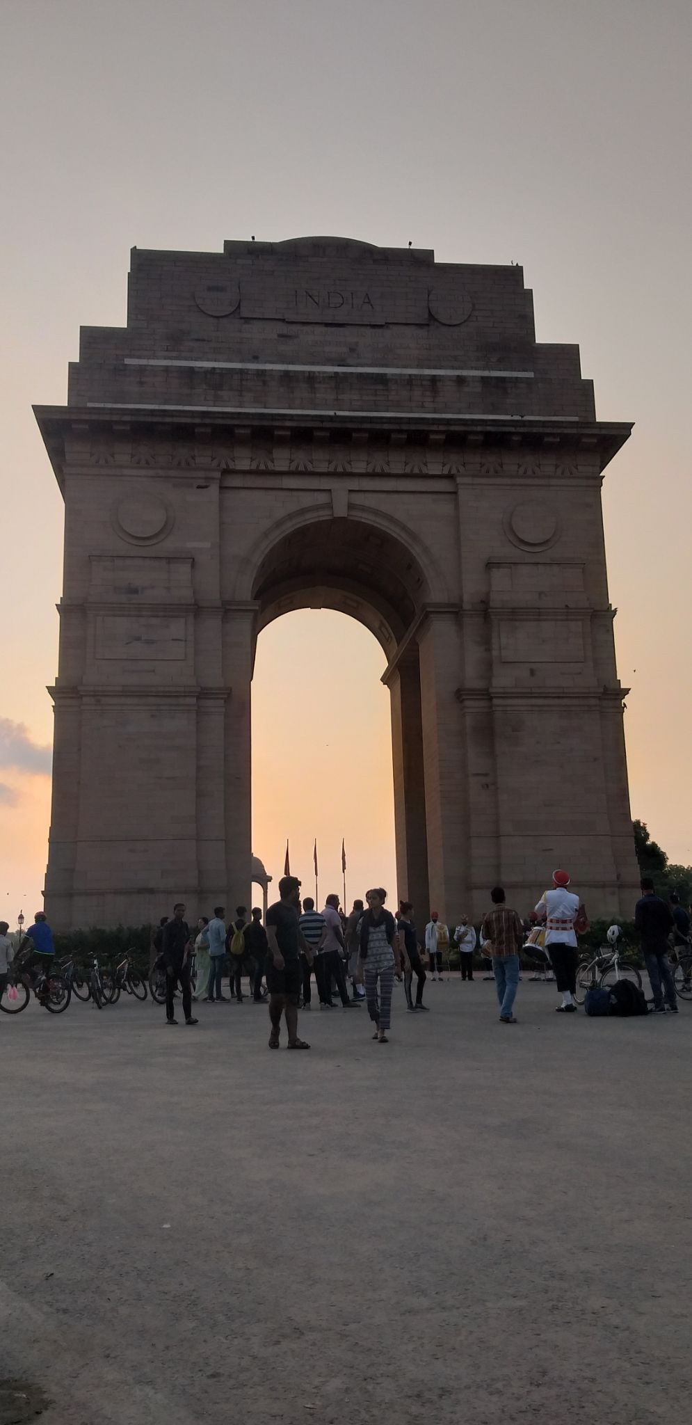 Photo of India Gate By Amal Mohan