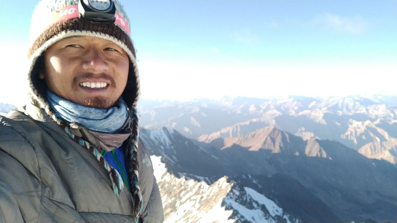 Photo of Stok Kangri By Kel Sherpa