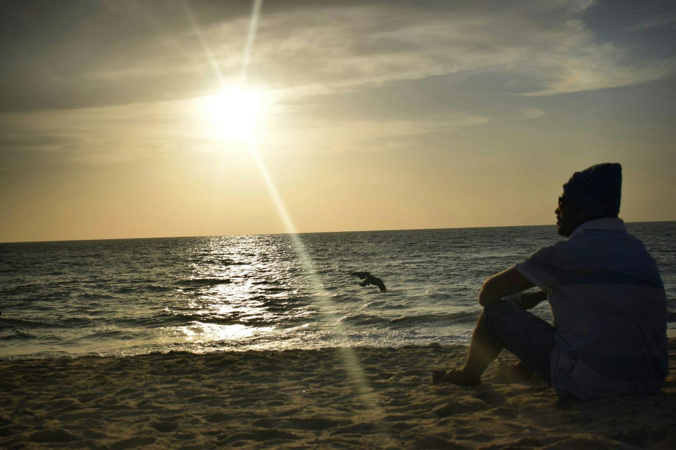 Photo of Malpe Beach By Gangadhar G