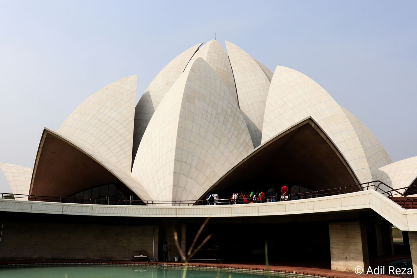 Photo of Lotus Temple Road By Direction dotcom